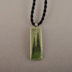 Evergreen Tree Necklace